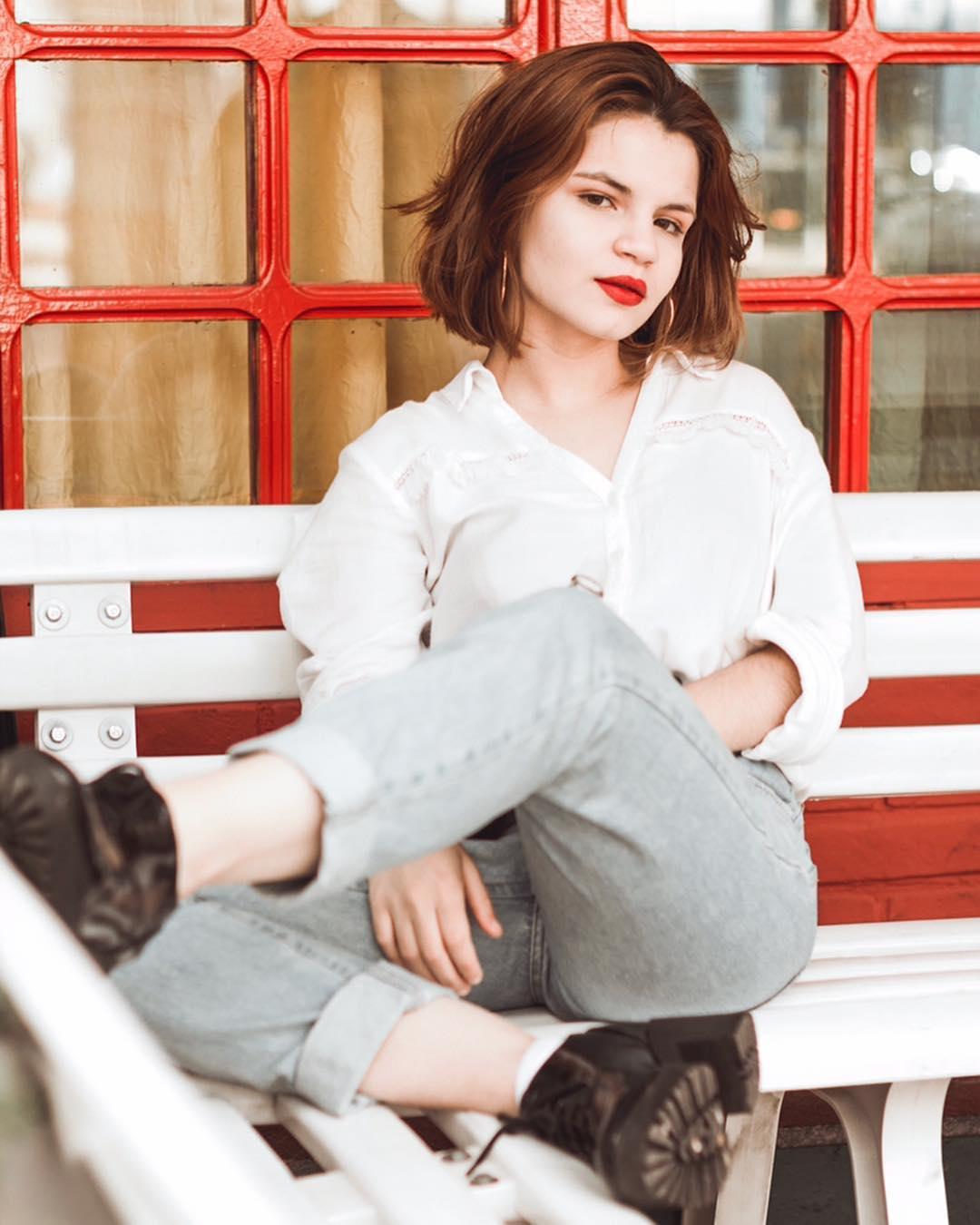 Чувственные портреты девушек от Карины Мартинс