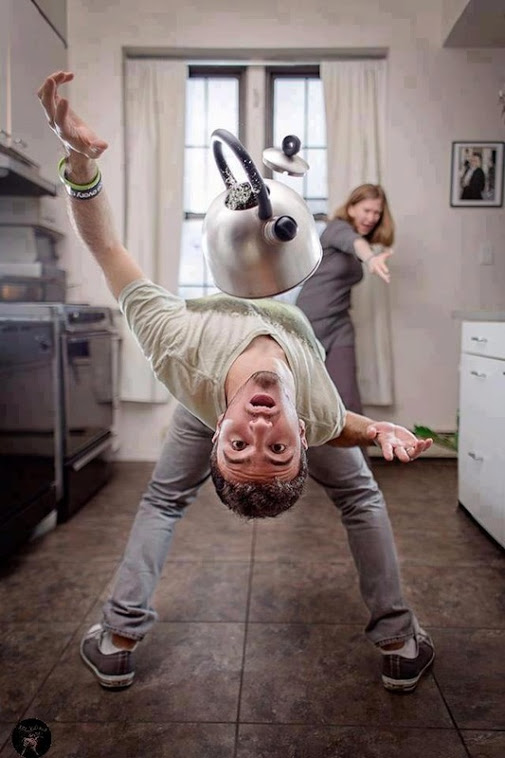 Смешные картинки про парней и девушек, днем