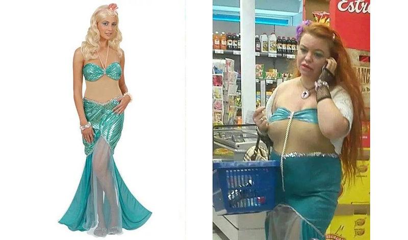 «И смех, и грех»: как выглядят в жизни популярные платья из интернета. ФОТО