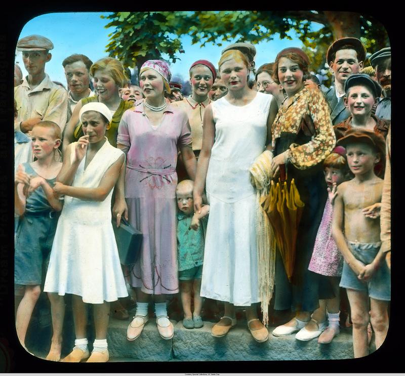 Одесса 30-х годов в фотографиях американского фотографа Бренсона ДеКу. ФОТО