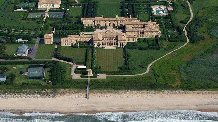 10 самых дорогих особняков в мире. ФОТО