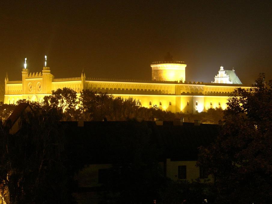 25 мировых достопримечательностей ночью. ФОТО
