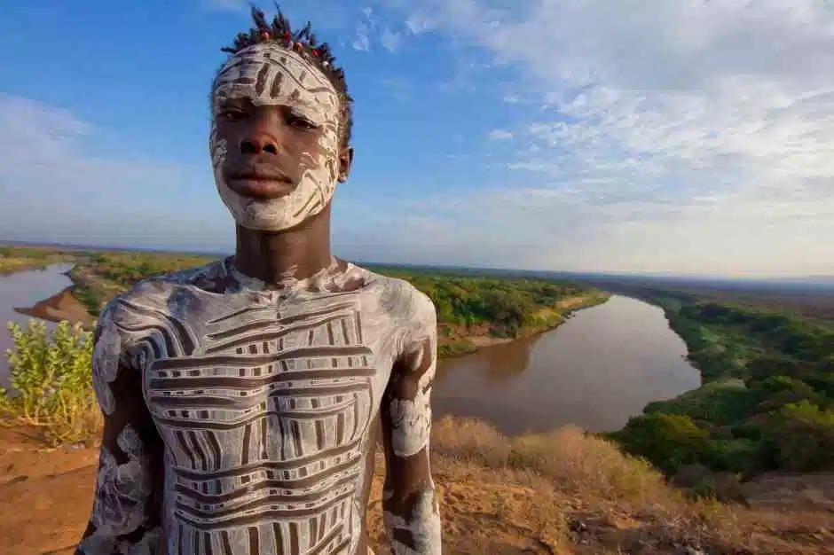 состоят фото племени матабелов сильные