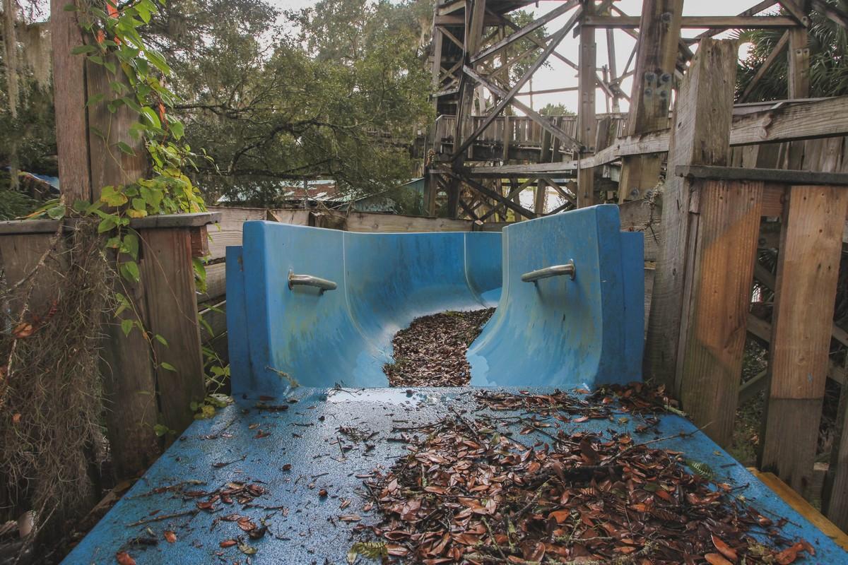 салоне заброшенный аквапарк в одессе фото временем