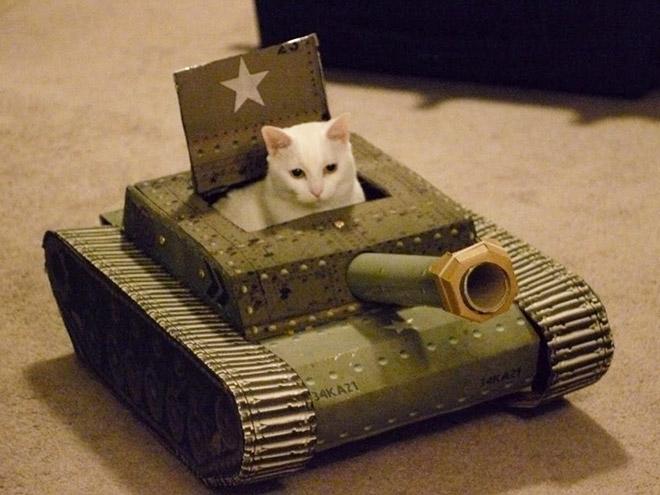 Смешные модели танков фото зимы акварелью