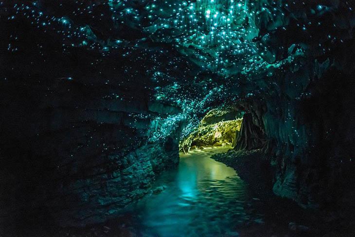 15 самых красивых пещер со всего мира