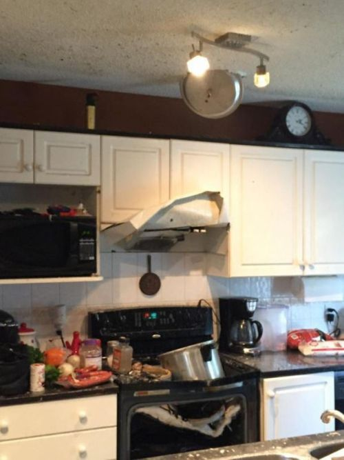 Неудачи начинающих кулинаров