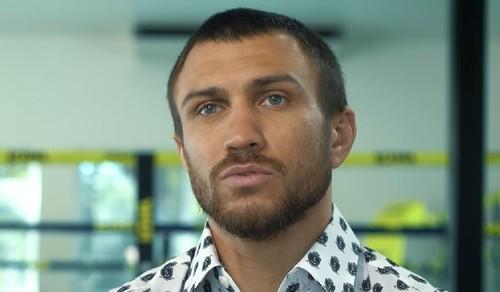 Ломаченко продолжает упорные тренировки. ВИДЕО