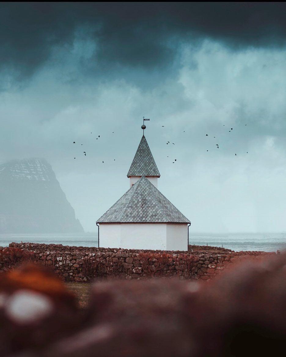 Фарерские острова на снимках Раннвы Йонсен
