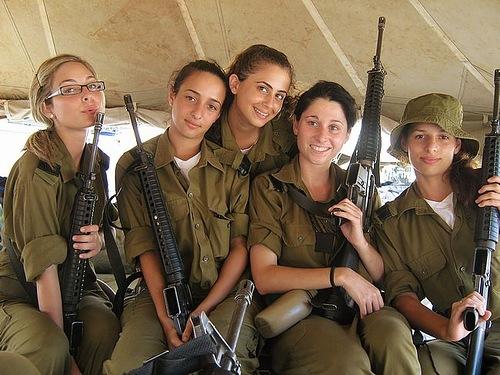 Вещи, которые запрещено делать солдатам ЦАХАЛа