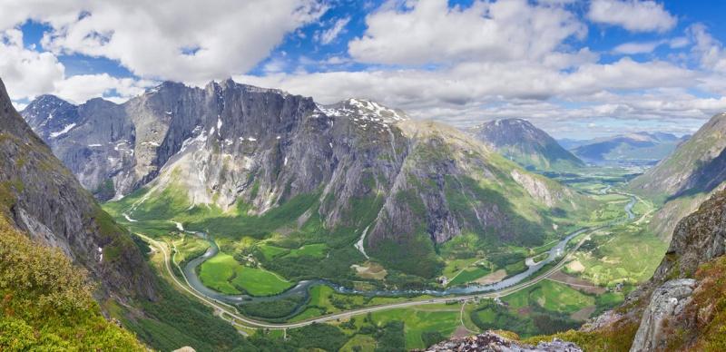 Самые живописные долины мира
