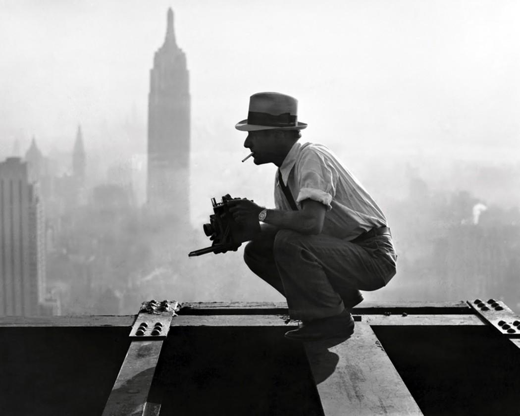 если беспечен фотография мужчина на балке были белый, красный