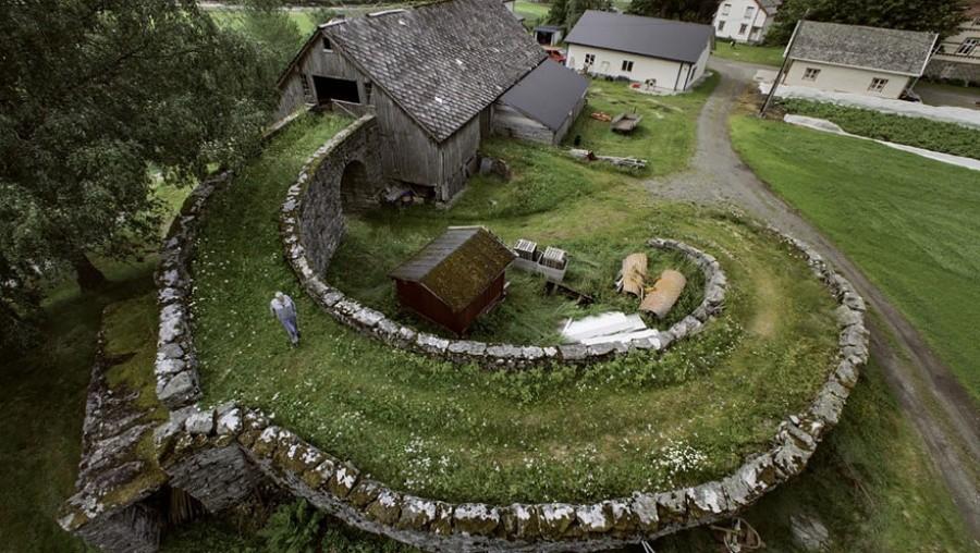 15 доказательств того, что Норвегия — это ожившая сказка. ФОТО