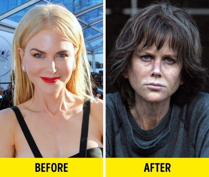 Актеры, которые пошли на радикальные меры для роли