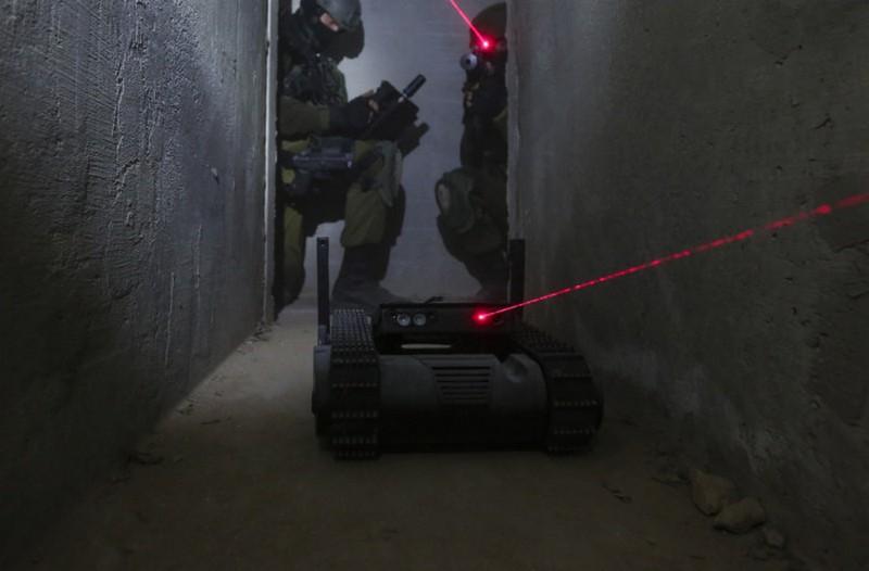 Высокие технологии на службе силовых подразделений