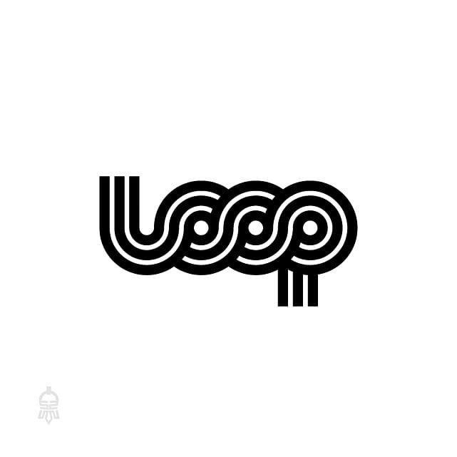Дизайнер превратил обычные слова в креативные логотипы