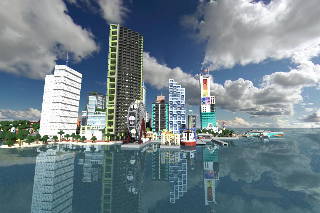 Удивительные скриншоты уровней Minecraft, которые выглядят как настоящие миры