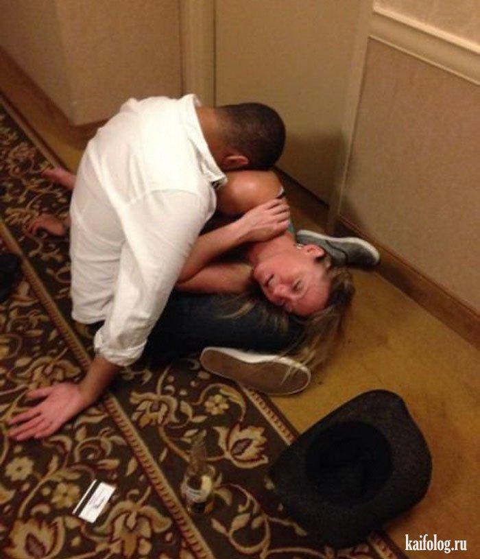 Видео секс по пьяни в гостинице