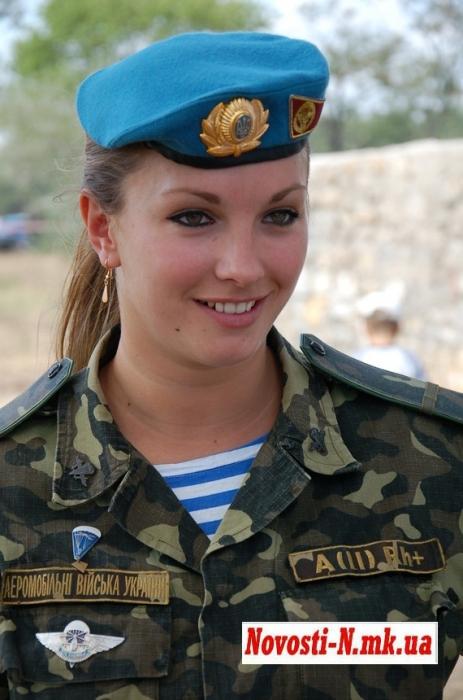 картинки девушек десантниц